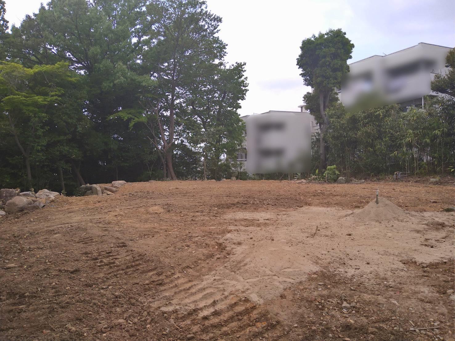 名古屋市千種区 木造建物解体