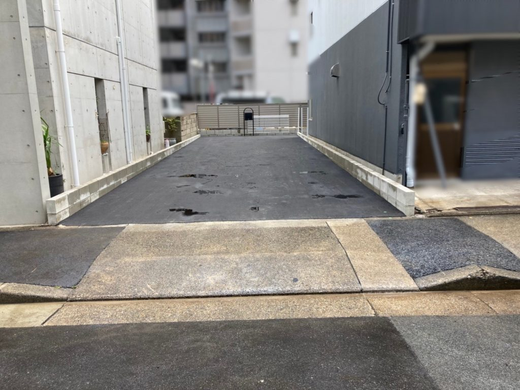 名古屋市東区 舗装工事