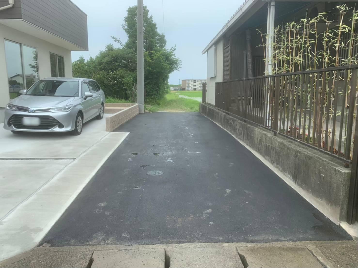 愛知県津島市 舗装工事